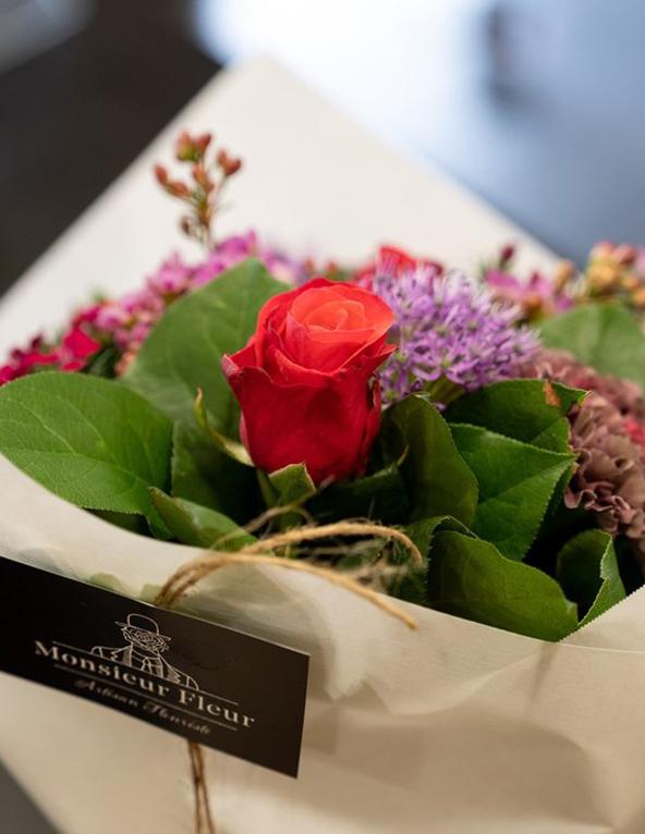 Photo fleurs monsieur fleur